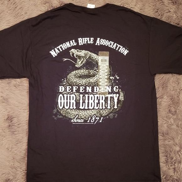 a8009247 NRA Shirts | Nwot National Rifle Association Tshirt | Poshmark